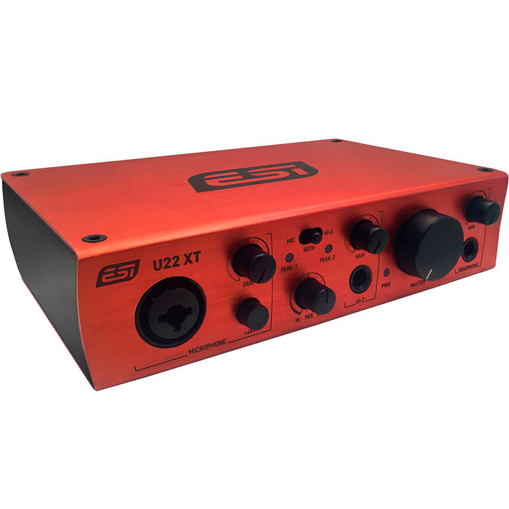 Interface de Áudio ESI Audio U22 XT 4 Canais USB
