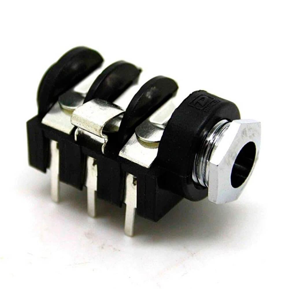 Jack Stereo Dunlop ECB040 P10 para Pedal