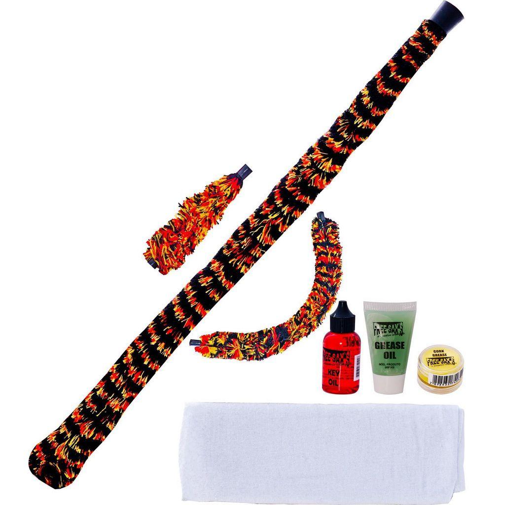Kit de Limpeza Free Sax para Sax Tenor