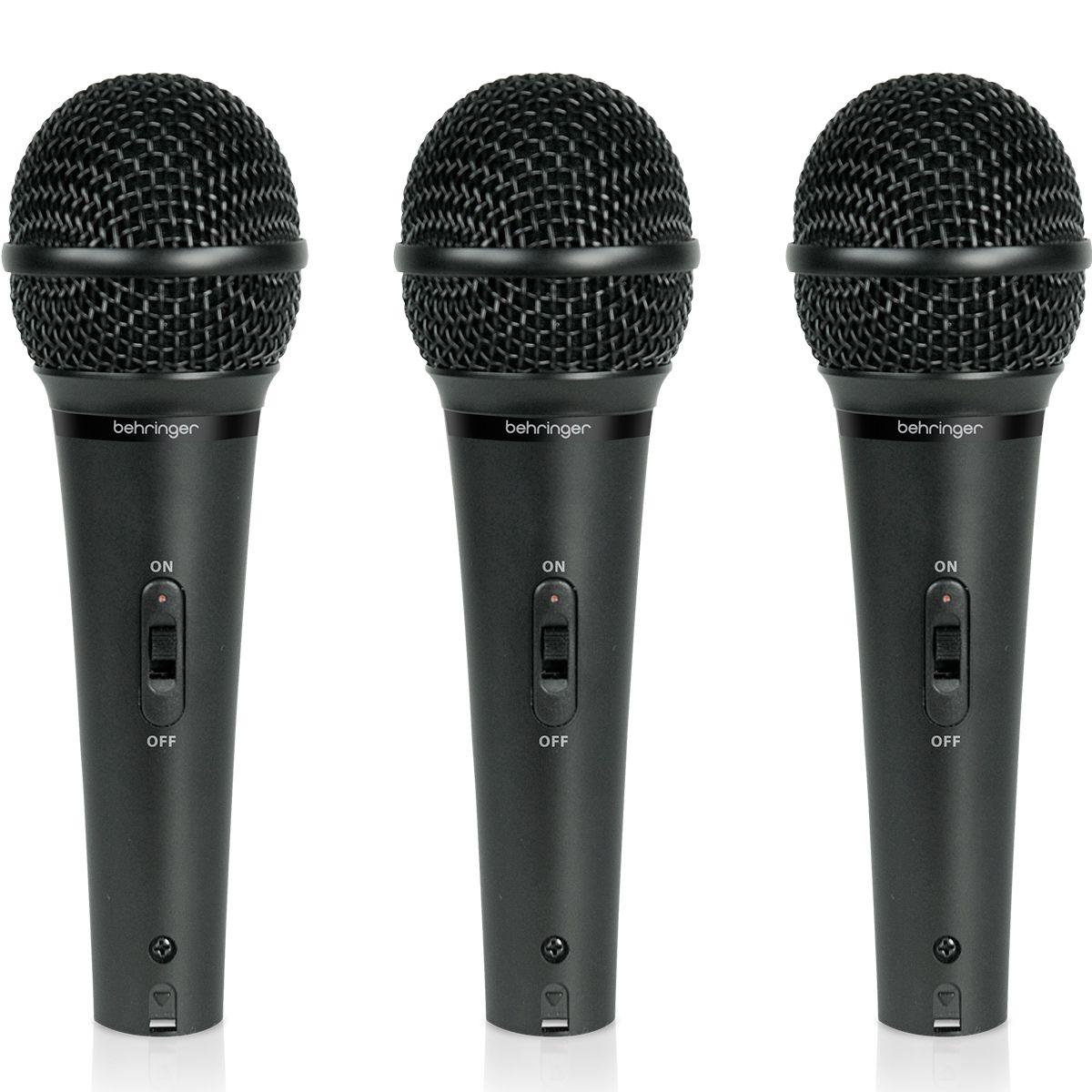 Kit de Microfone Com fio Behringer XM1800S Ultravoice