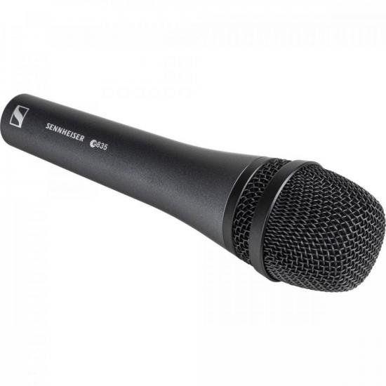 Kit Microfone + Suporte König & Meyer E-PACK E835 SENNHEISER