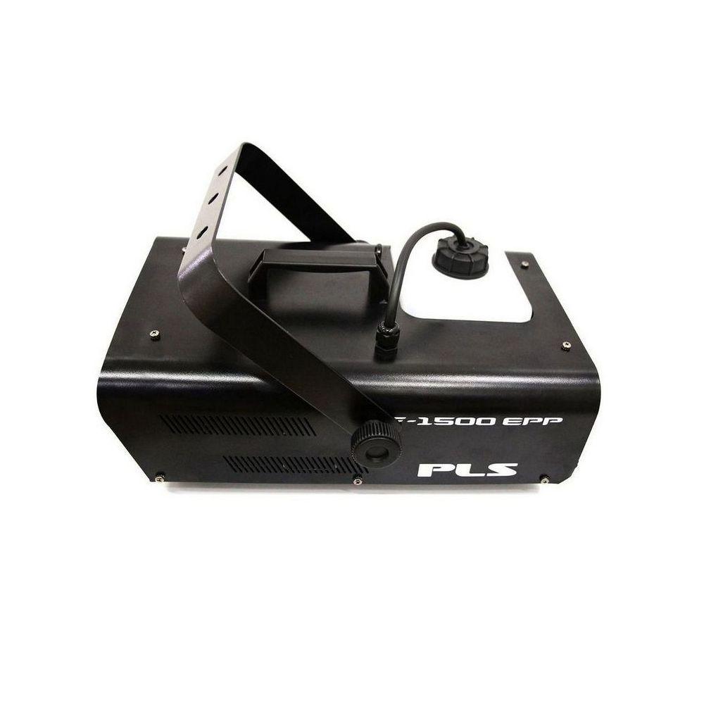 Máquina de Fumaça PLS F1500P 1450w com Controle Sem Fio 220V