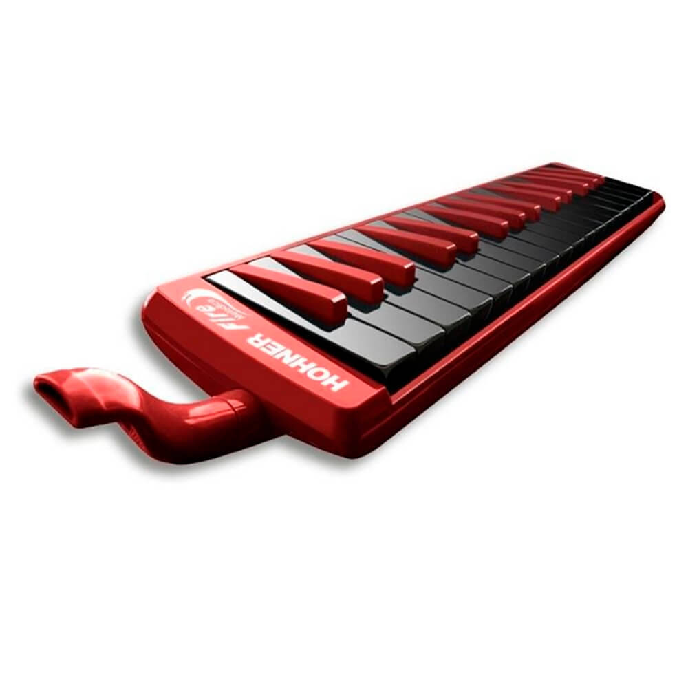 Melodica Fire Red-Black 9432 - HOHNER