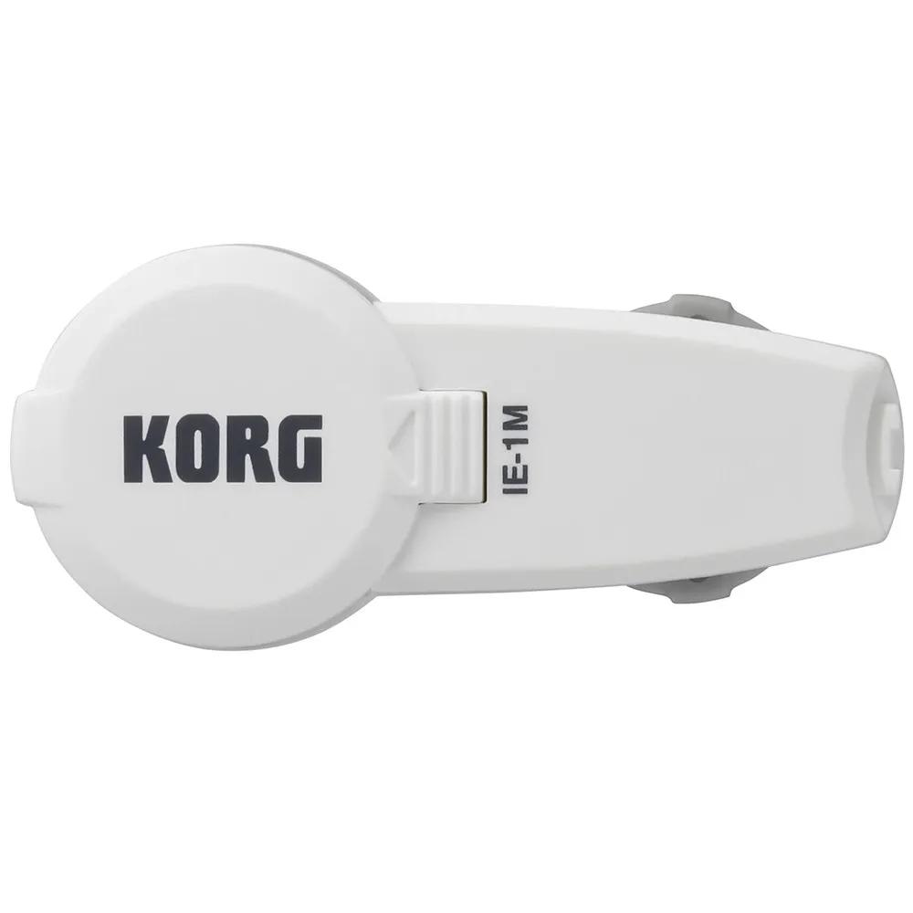 Metrônomo de Ouvido Korg IE-1M In-EarMetronome
