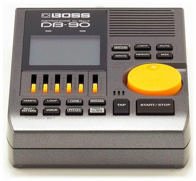 Metrônomo Digital Boss DB90 para Instrumentos