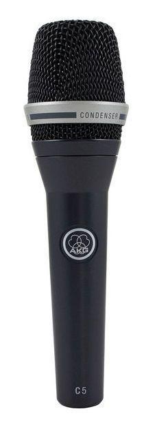 Microfone AKG C5 Pro Condensador Cardioide