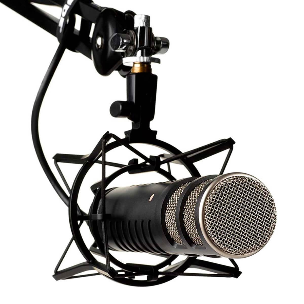 Microfone Broadcast Rode Procaster Dinâmico