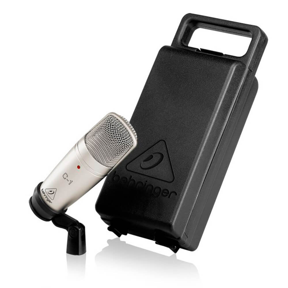 Microfone Condensador Behringer C-1