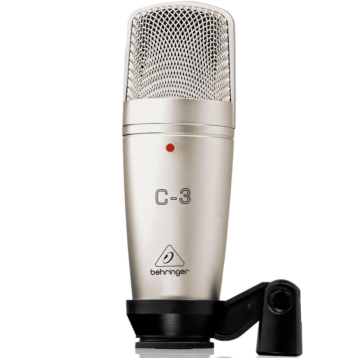 Microfone Condensador Behringer C-3