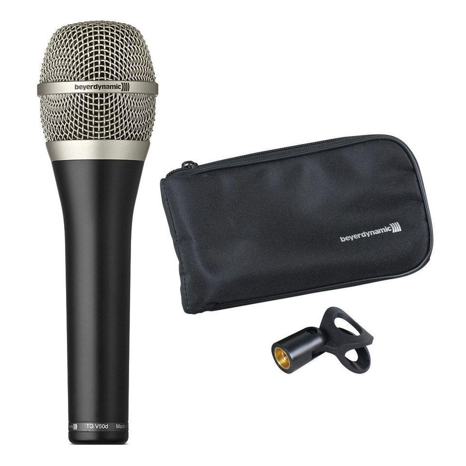 Microfone Dinâmico Beyerdynamic TG V50D