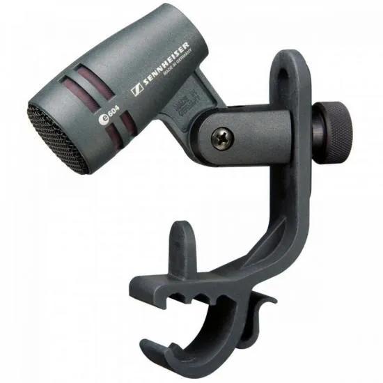 Microfone Dinâmico Cardióide E604 SENNHEISER