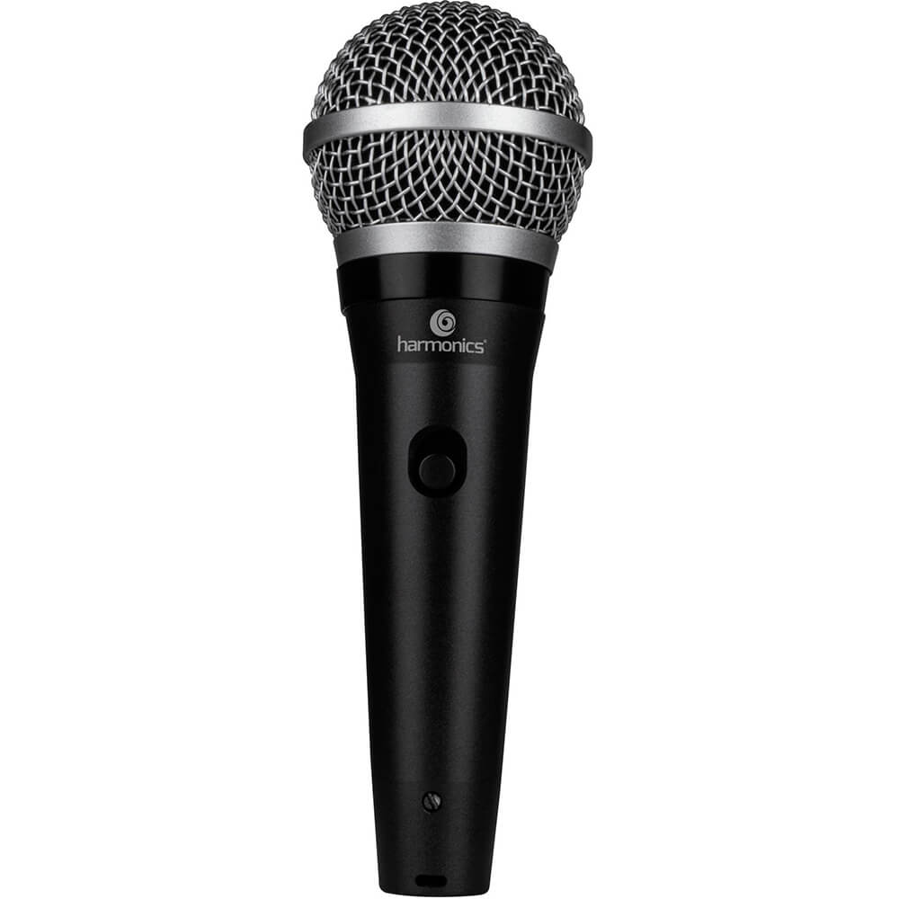 Microfone Dinâmico Harmonics MDU101 Cardióide