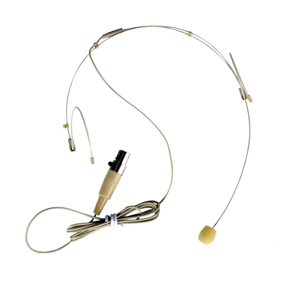 Microfone Headset Auricular TSI HS-FINE XLR Mini