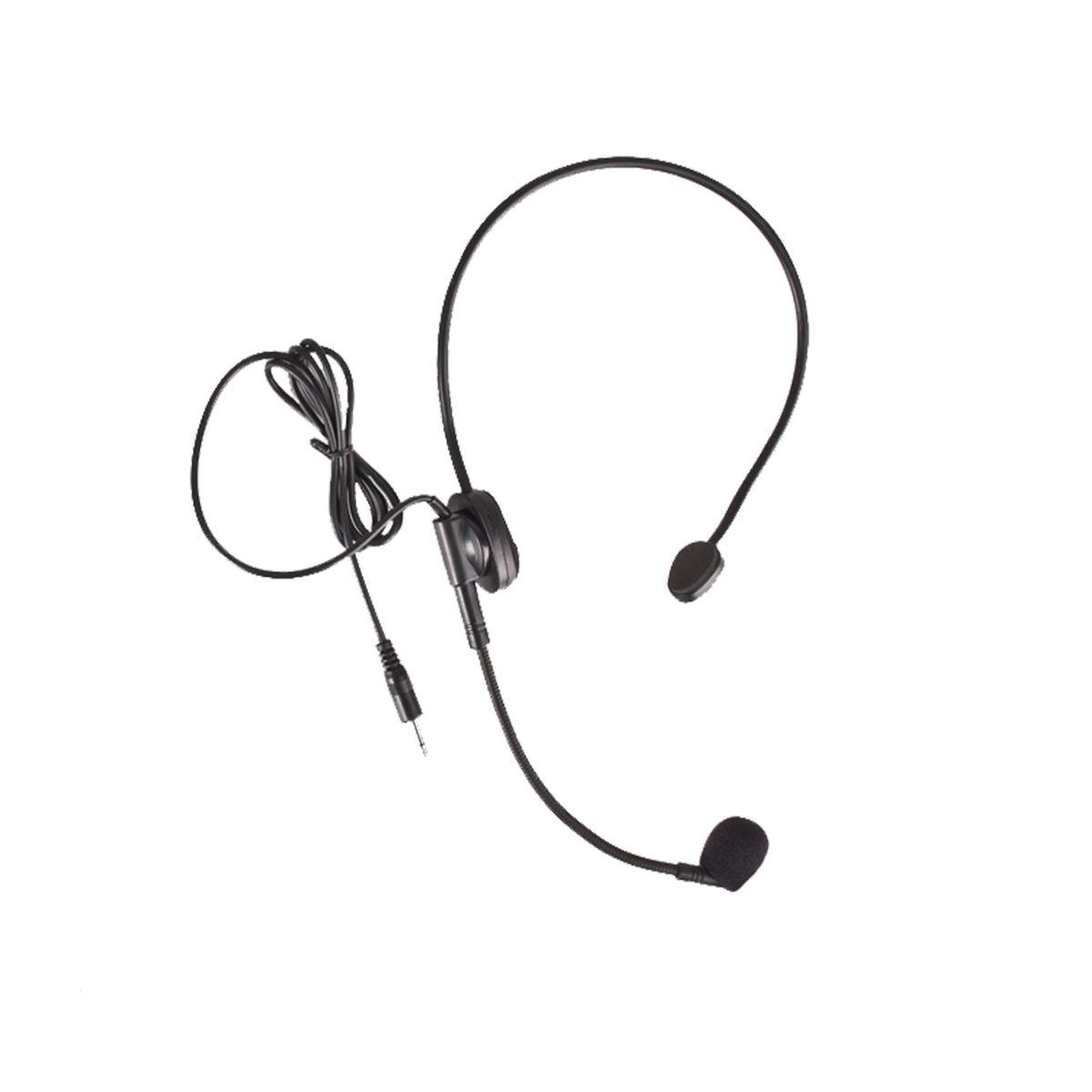 Microfone Headset TSI HS623/1210/E8M para Supervoz