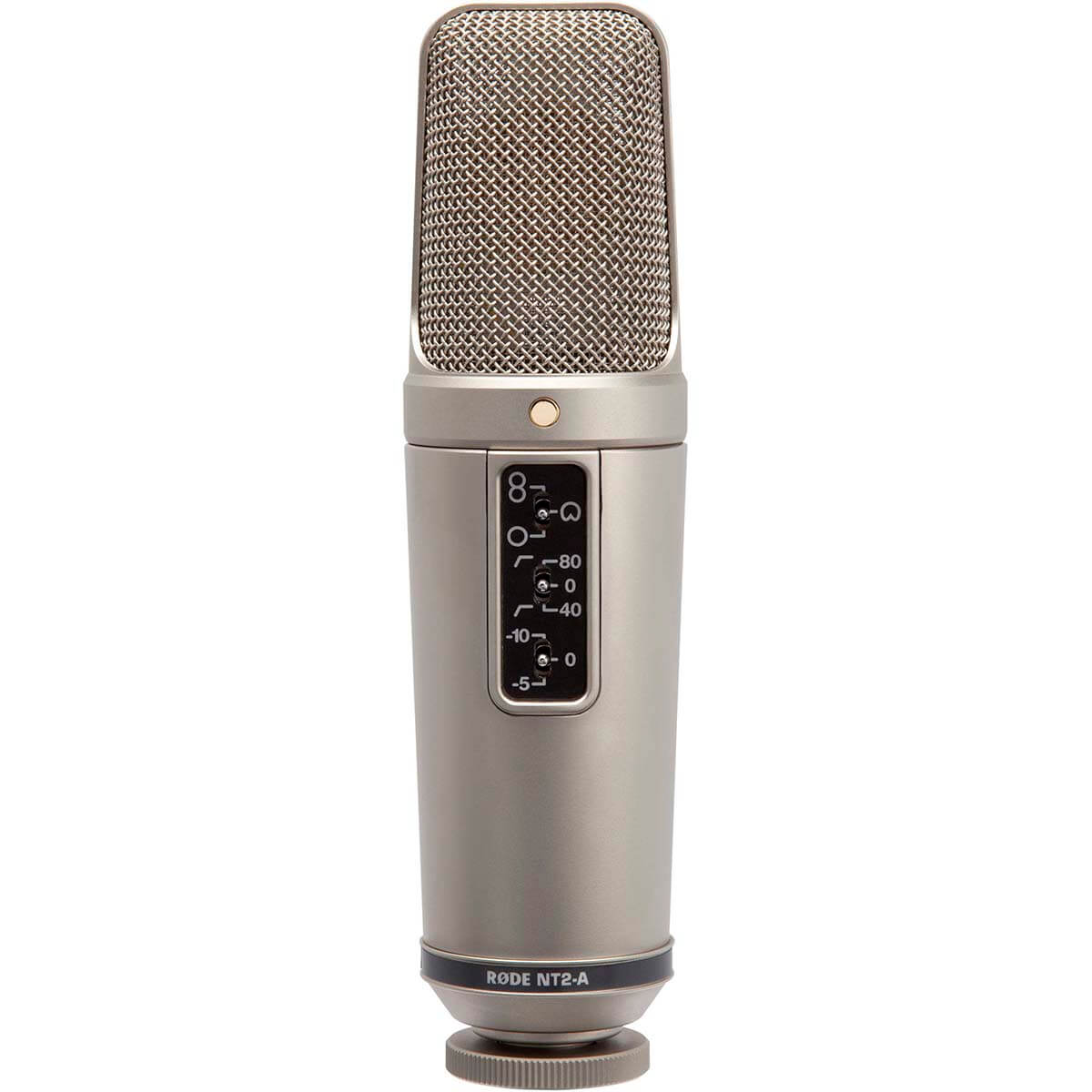 Microfone Profissional Rode NT2-A Condensador