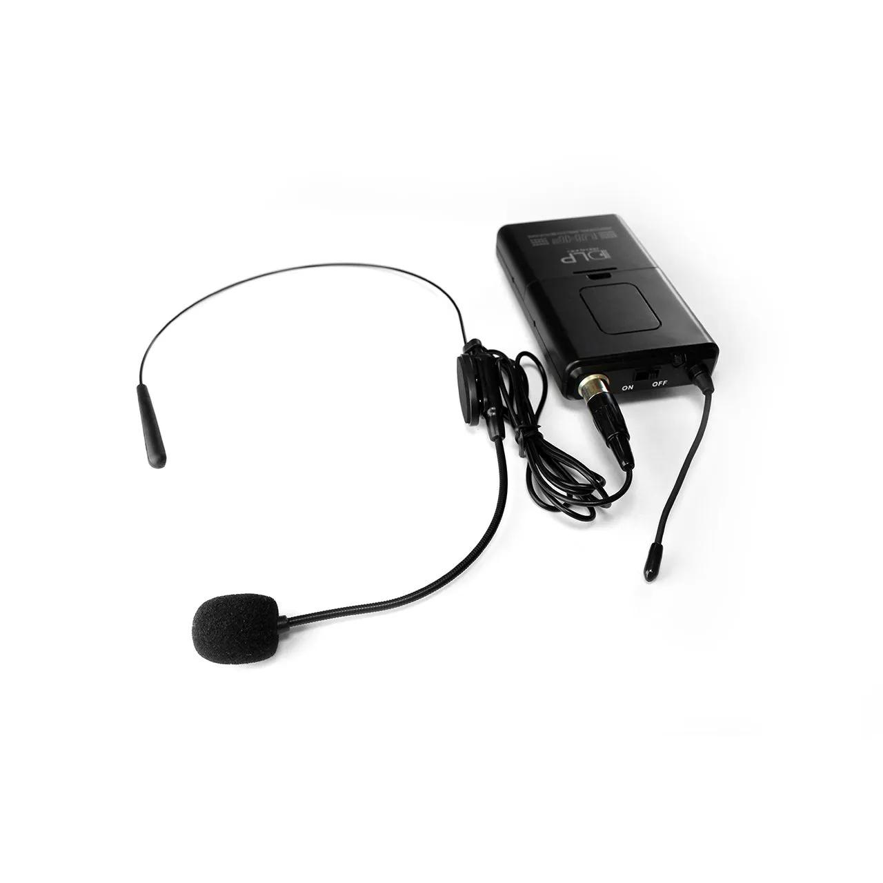 Microfone S/ Fio Par De Cabeca Hsd 2 Dlp