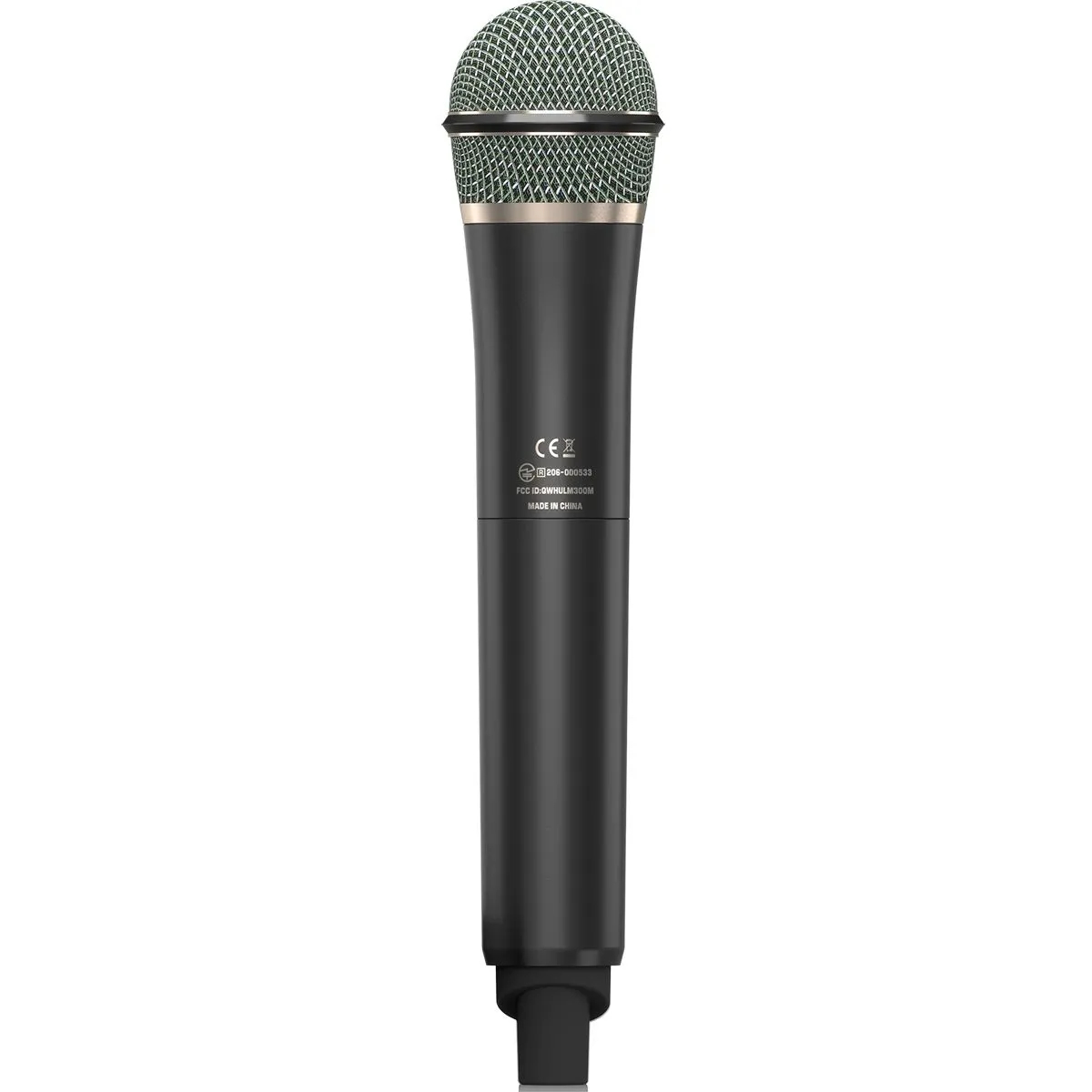 Microfone Sem Fio Behringer 2.4Ghz ULM300MIC Digital