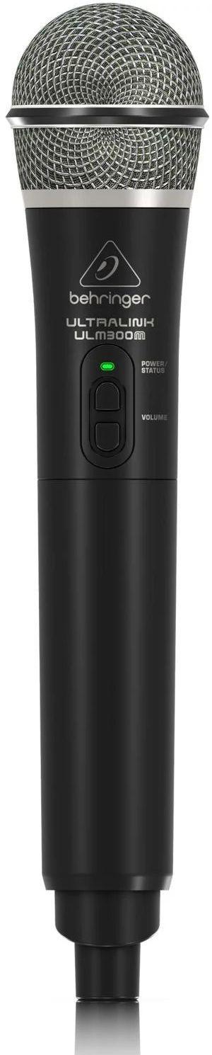 Microfone Sem Fio Behringer Ultralink Ulm300mic