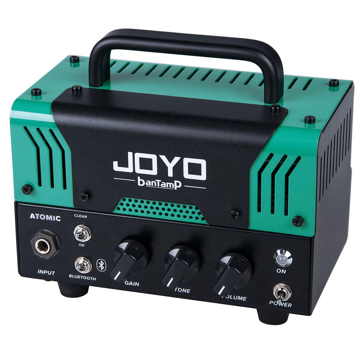Mini Amplificador Joyo Atomic Bantamp 20w Para Guitarra