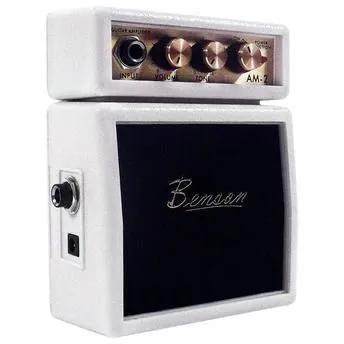 Mini amplificador para guitarra - AM-2W - BENSON