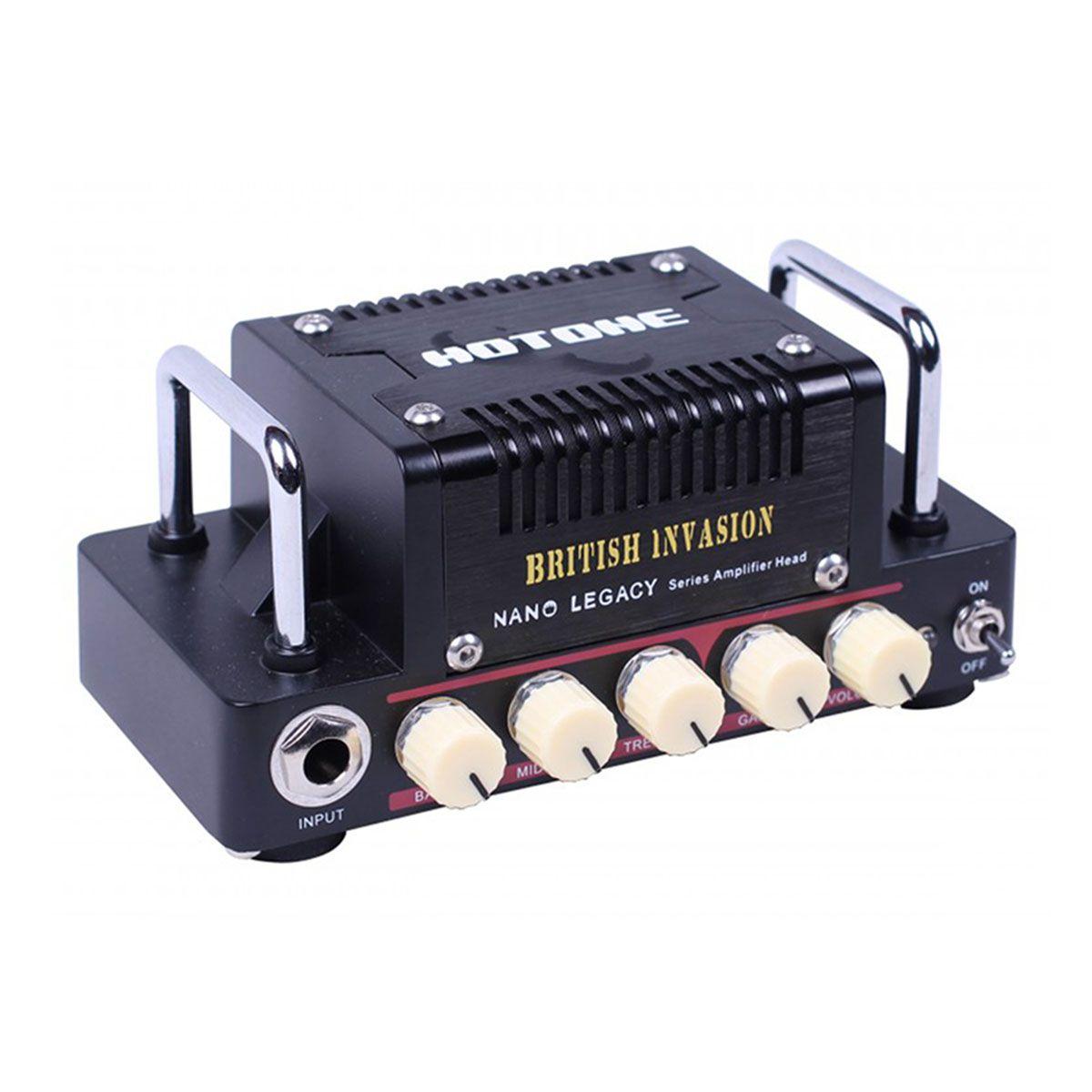 Mini Cabeçote Hotone Nano Legacy British Invasion NLA-1 5W