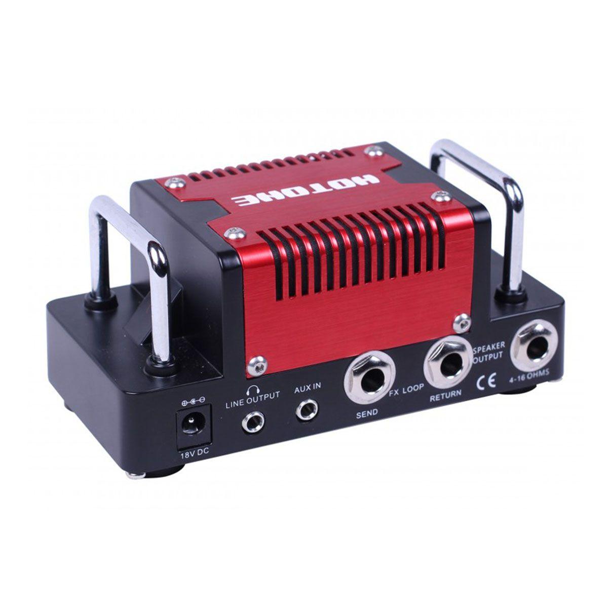 Mini Cabeçote Hotone Nano Legacy Heart Attack NLA-3 5W