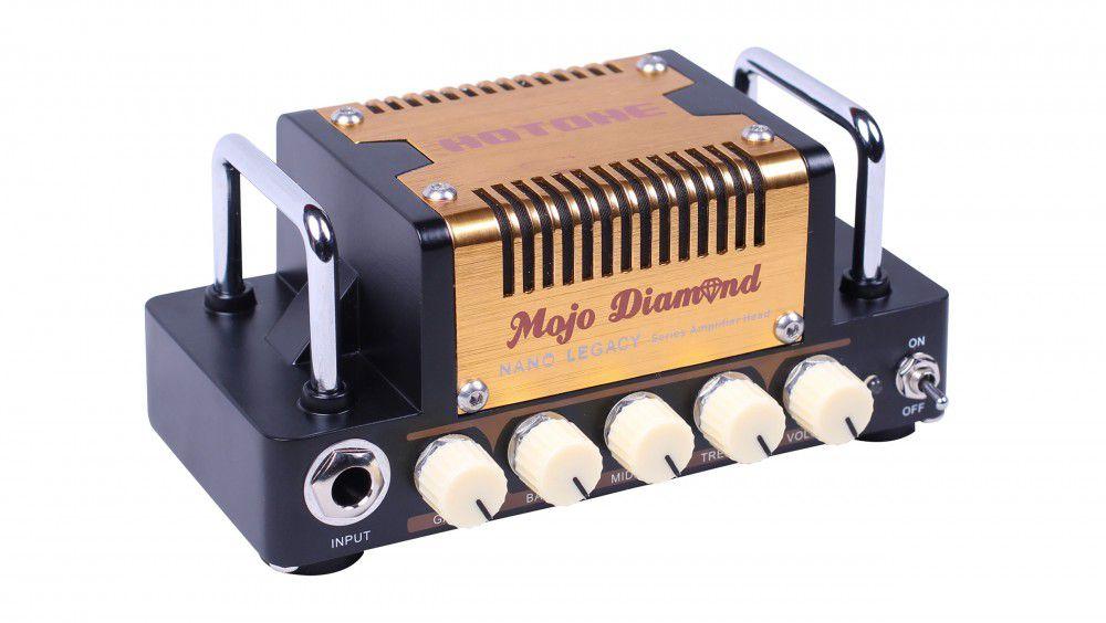 Mini Cabeçote Hotone Nano Legacy Mojo Diamond NLA-5 5W
