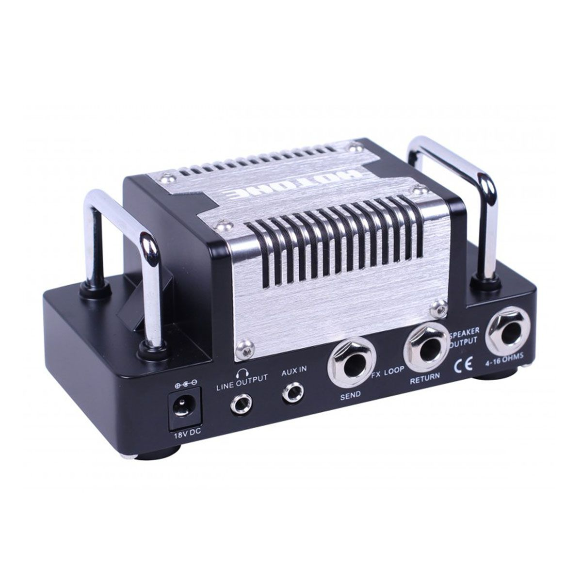 Mini Cabeçote Hotone Nano Legacy Thunder Bass NLA-4 5W