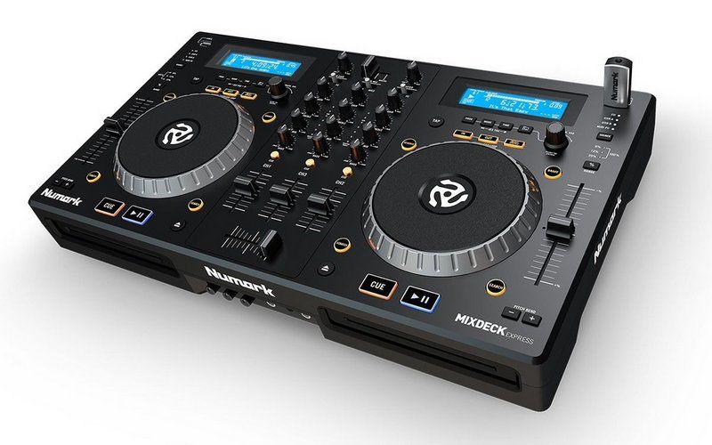 Mixer Dj Numark Mixdeck Express Premium DJ Controller