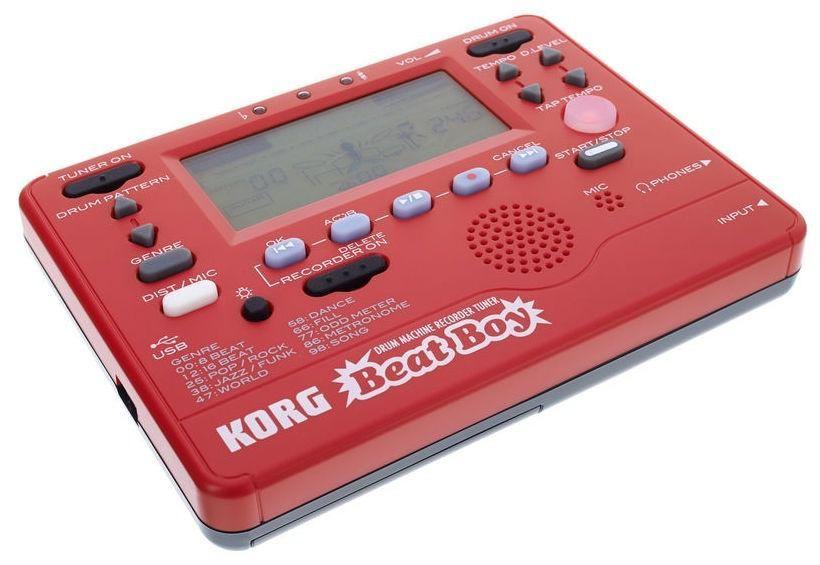 Módulo De Bateria Eletrônica Korg Beat Boy