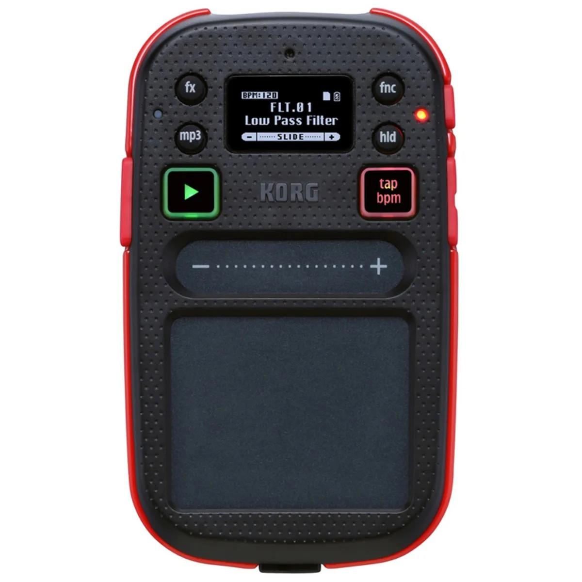 Módulo Korg Mini Kaoss Pad 2 Processador de Efeitos