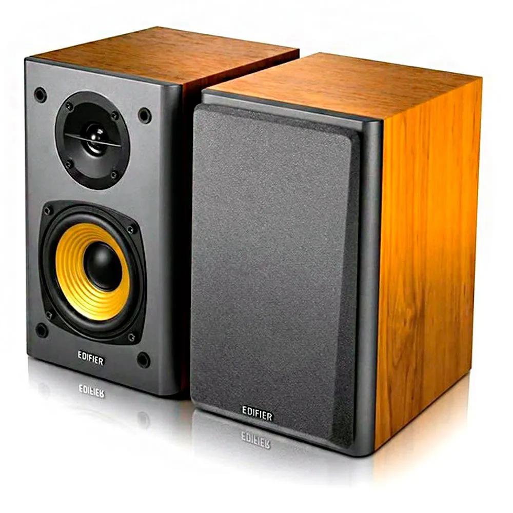 Monitor de Referência Ativo Edifier R1000 T4 4'' 24w (par) Madeira