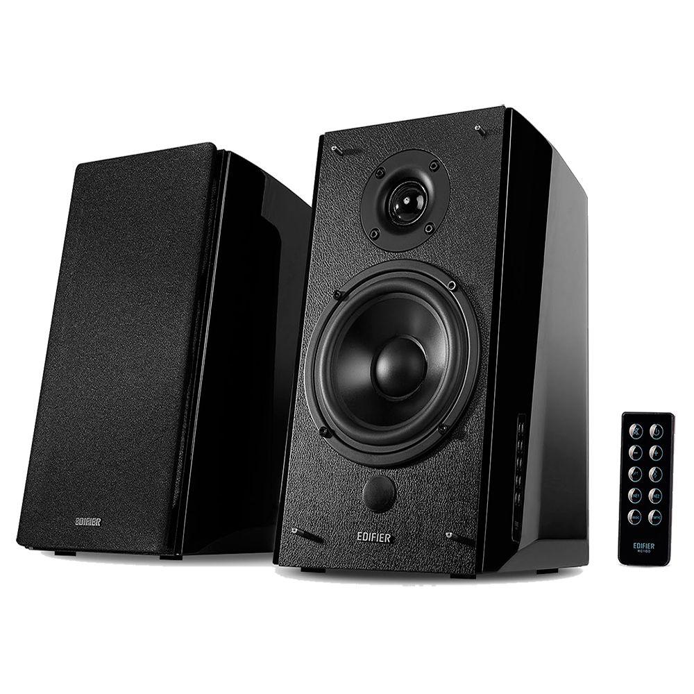 Monitor de Referência Ativo Edifier R2000DB 5'' 120W Bluetooth (PAR) Black
