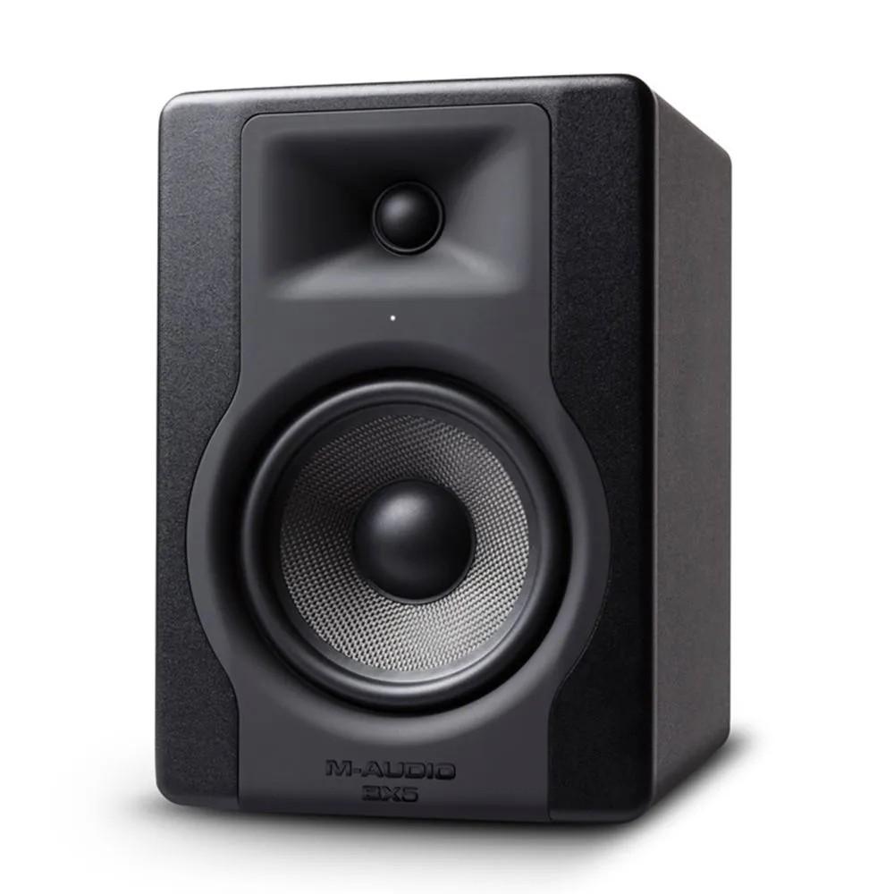 Monitor de Referência Ativo M-Audio BX5 D3  5'' 100W (Par)