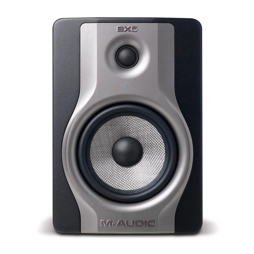 Monitor de Referência M-Audio BX5 Carbon Pro 1x5