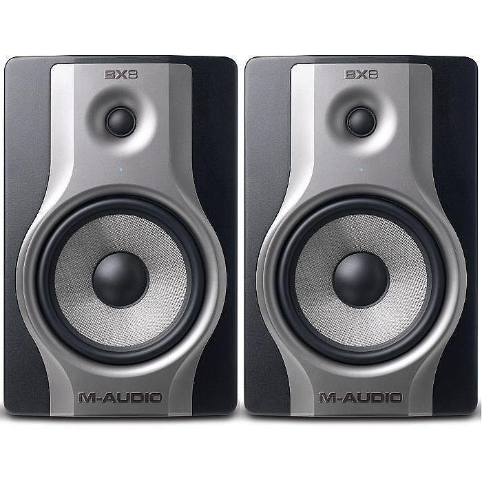 Monitor de Referência M-Audio BX8 Carbon 1x8