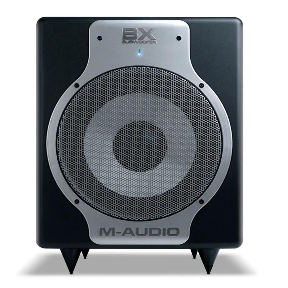 Monitor de Referência Subwoofer M-Audio BX 1x10