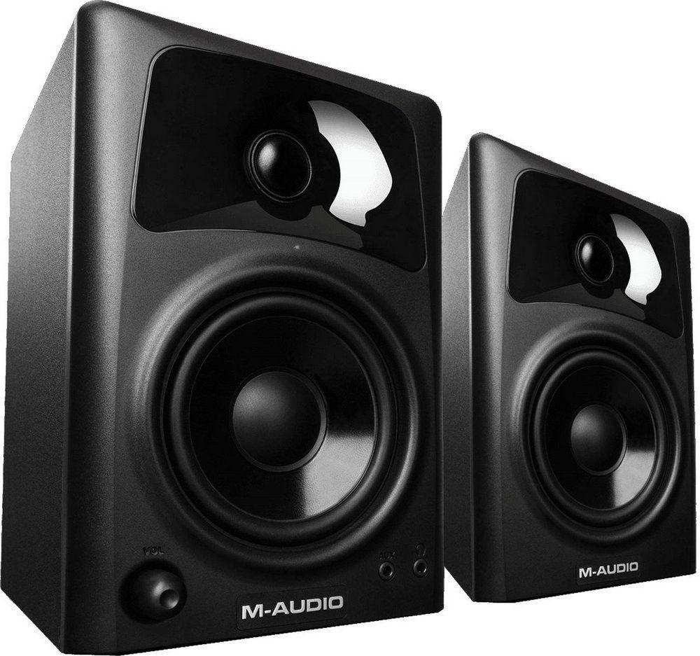 Monitor de Studio M-Audio AV32 1x3