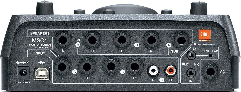 Monitor System Controller JBL MSC1
