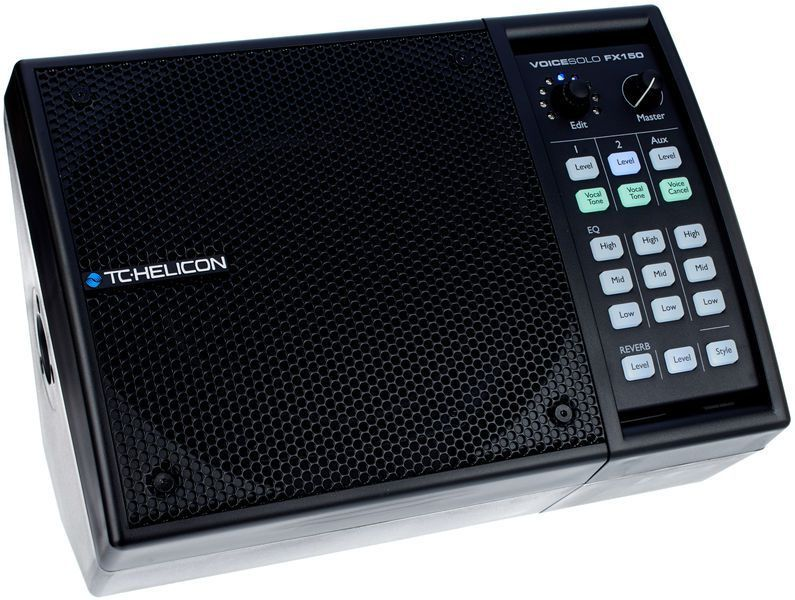 Monitor TC Helicon VoiceSolo FX150