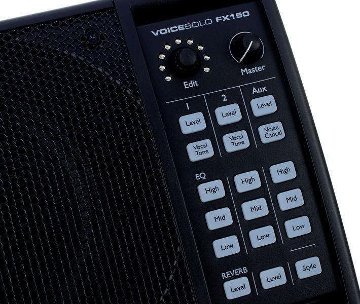 Monitor TC Helicon VoiceSolo FX150
