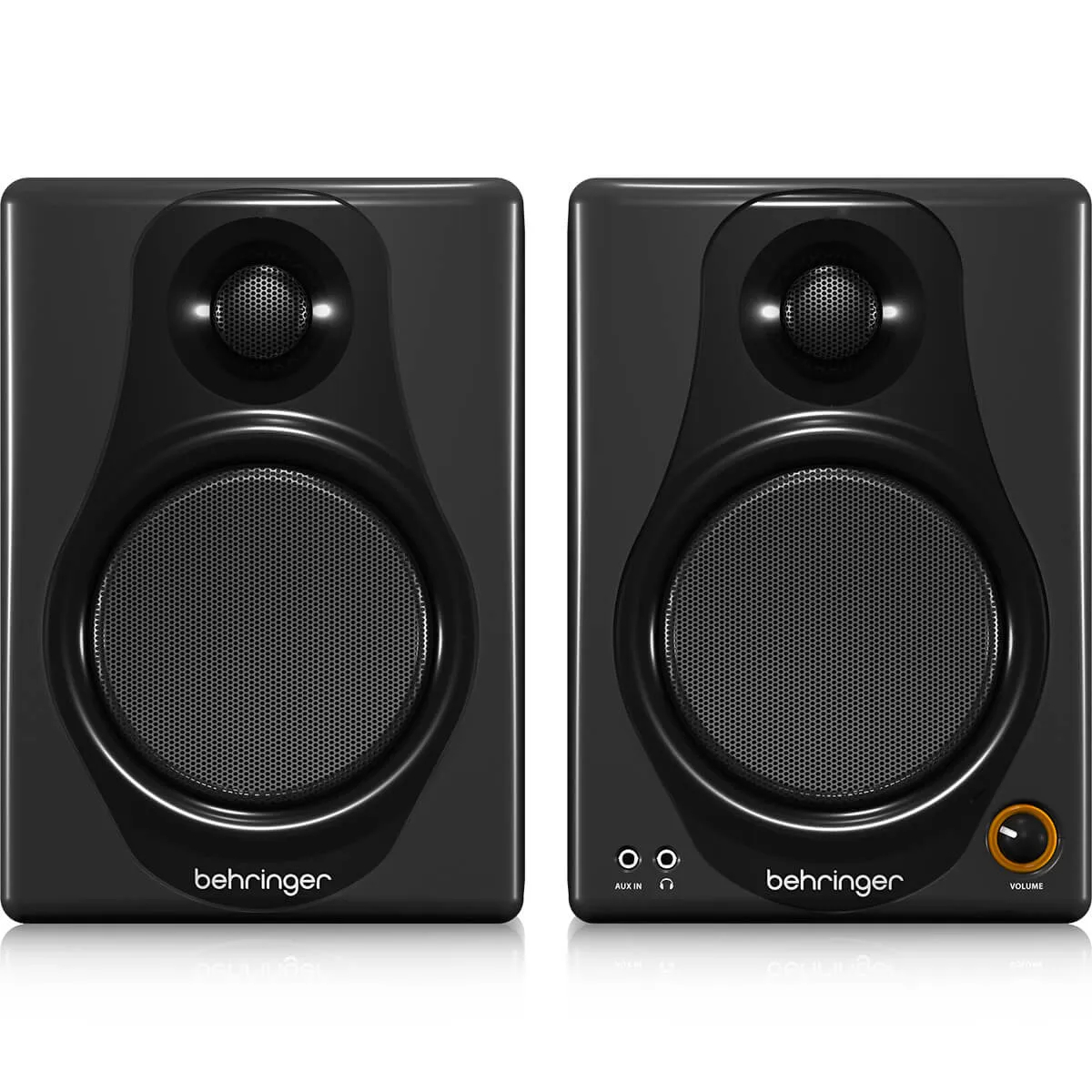 Monitores de Estudio Behringer MEDIA 40USB 150W