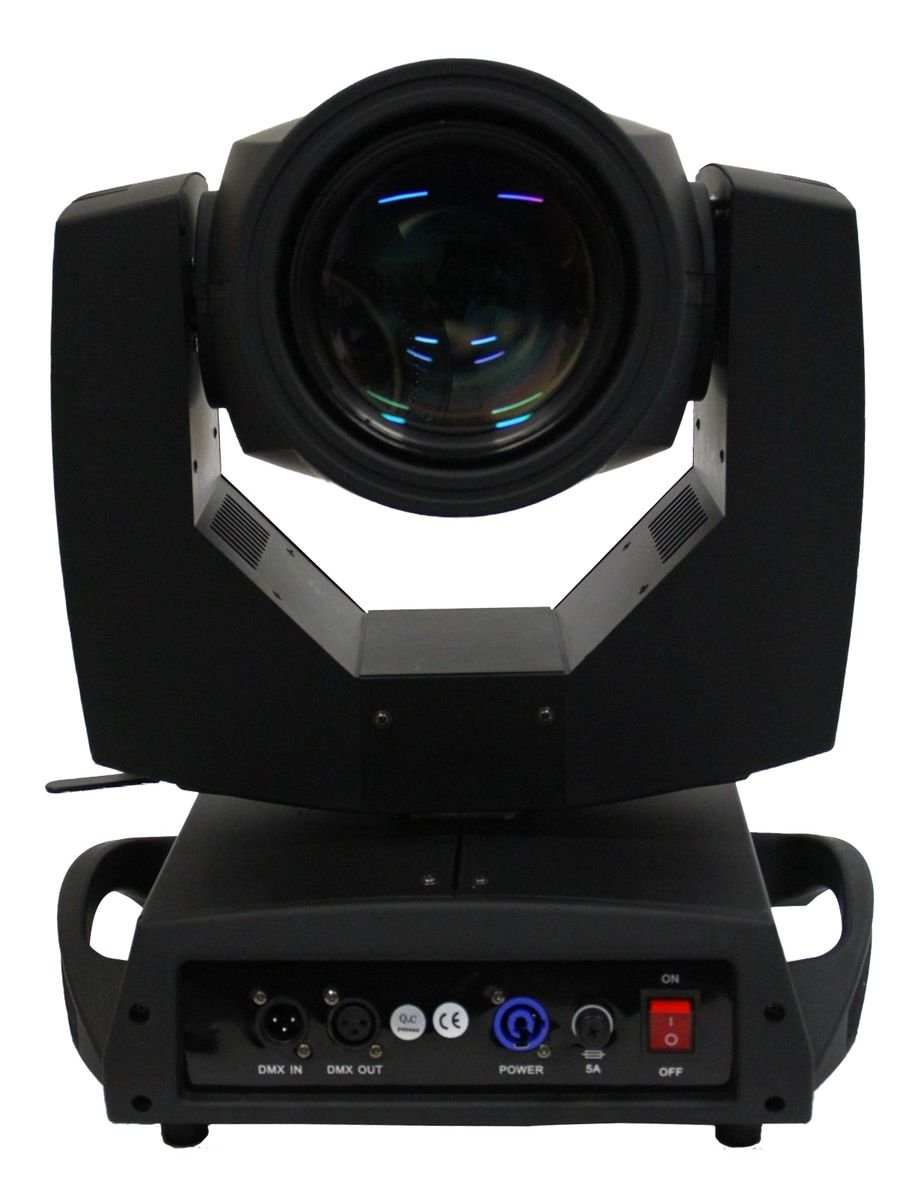 Moving Head Lancer Beam 5R 220V - 2pcs no case - PLS