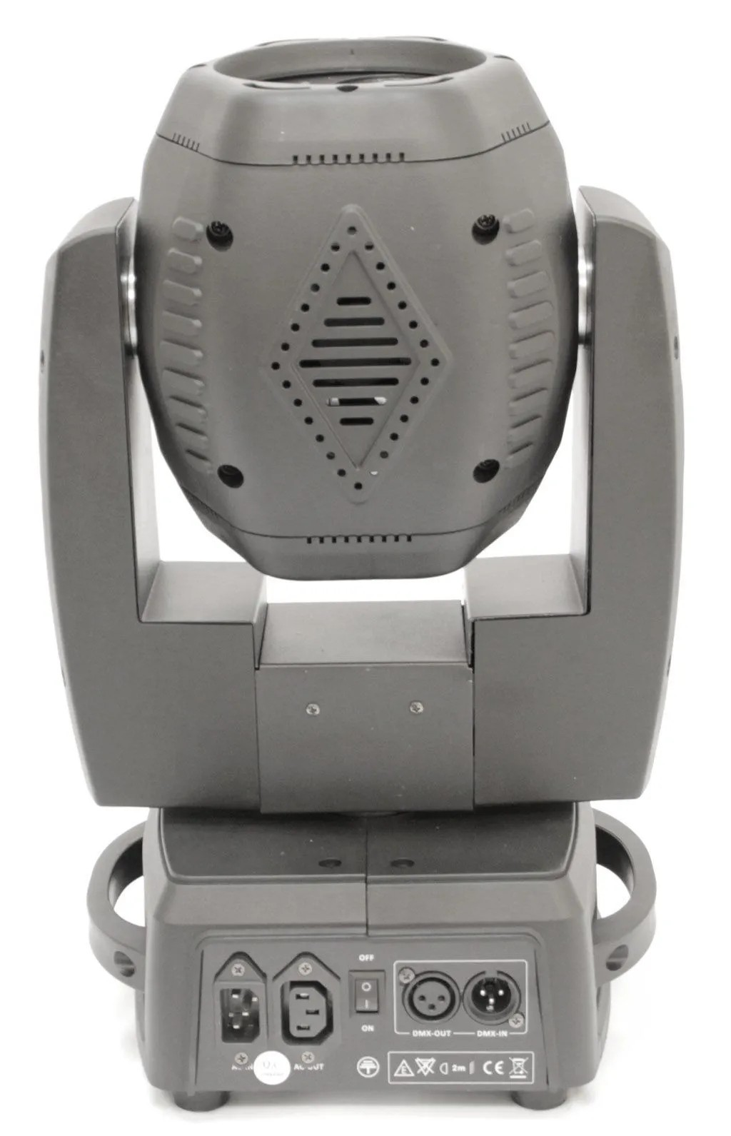 Moving head LED Beam 2 saidas tilt infin. DUO 300 FREE - PLS
