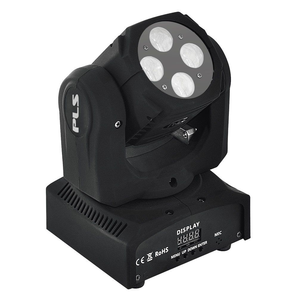 Moving led - BEAM FOUR EYE RGBW - PLS