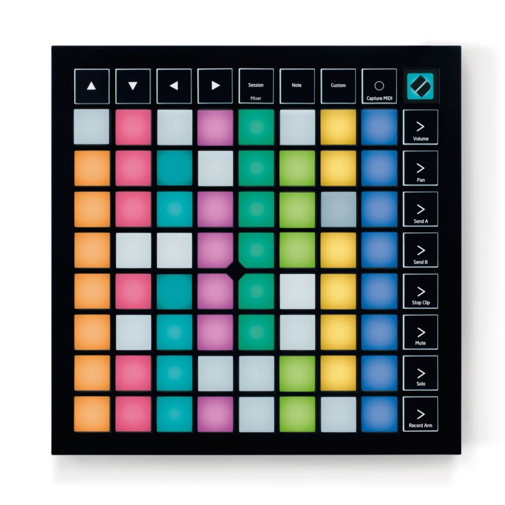 PAD CONTROLADORA USB LAUNCHPAD X - NOVATION