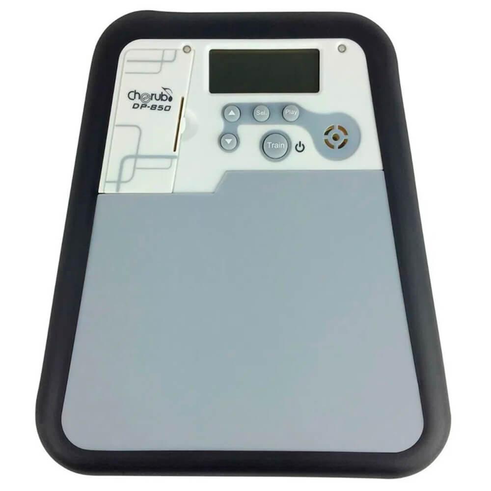 Pad Praticável Cherub DP-850 Eletrônico com Metrônomo Bag