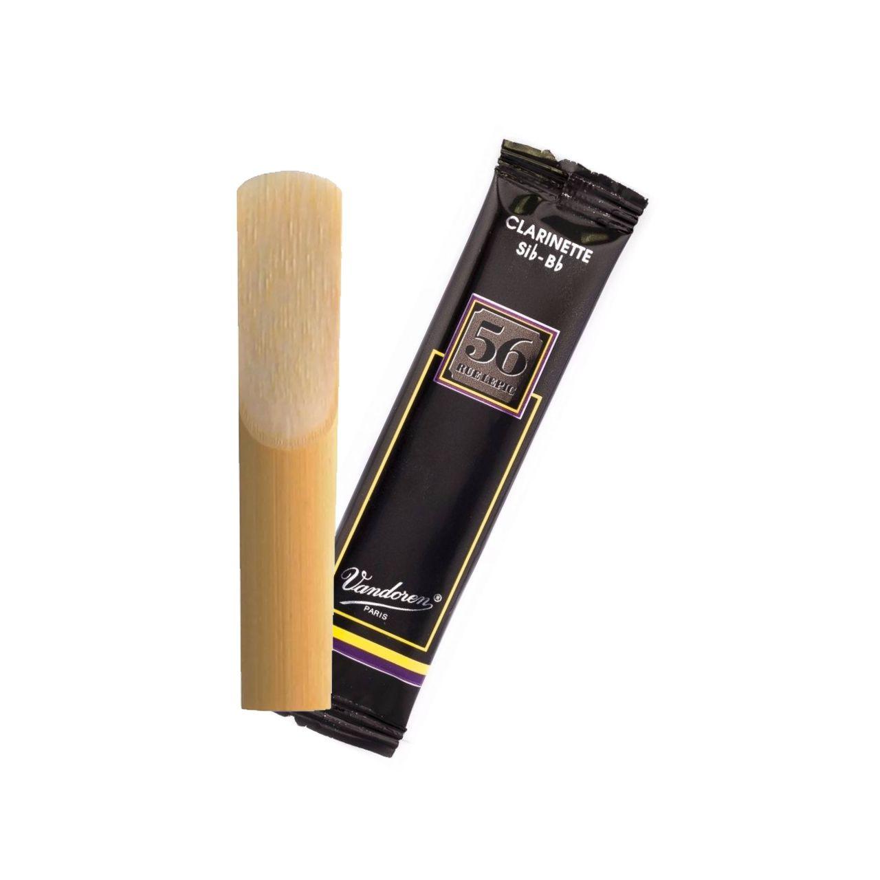 Palheta 56 Rue Lepic 2,5 P/clarinete Sib Cx C/10 Cr5025 Vandoren