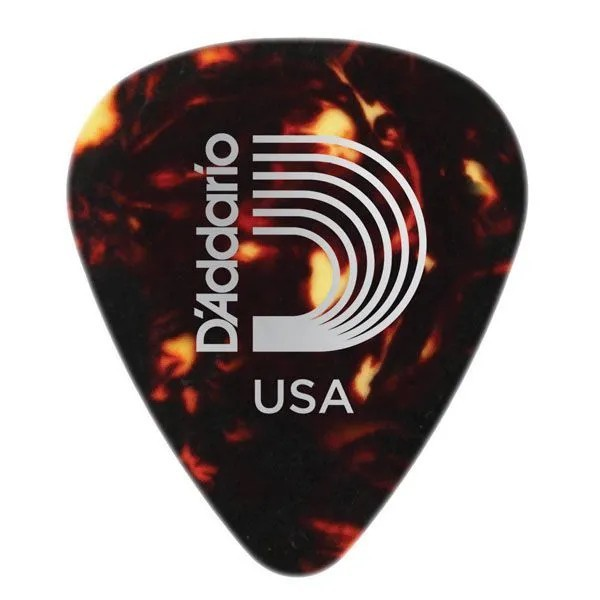 Palheta D'addario 1CSH4-25 Classic Medium Gauge 70mm Shell