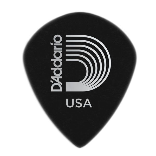 Palheta D'addario 3DBK4-25 Duralin Black Ice Medium Gauge 80mm